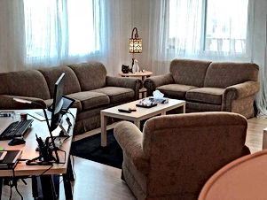 شقة دوبلكس 220م حي الخزنة