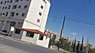شقه للبيع في عمان الجويده حي الباير بسعر مغري
