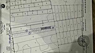 قطعة ارض للبيع في الرمثا ٥ دونمات  خلف ترخيص الرمثا