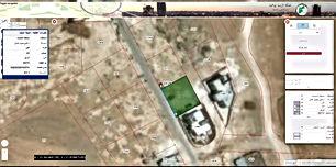 ارض للبيع في عمان اللبن حي البراق من المالك مباشرة 470 متر مربع