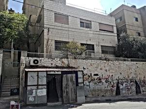 بيت للبيع في جبل التاج مع محل - أعلى بيت في المنطقة