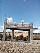 مزرعه للبيع في اربد 1973 متر حوض البطمه اراضي كتم للبيع