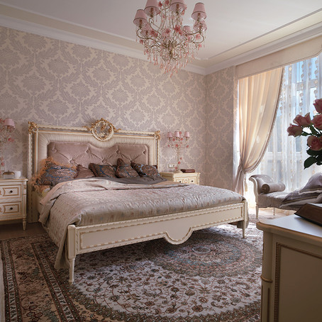 الوان غرف نوم مميزة لمنزلك