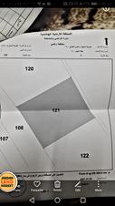 قطعه ارض مساحتها 15 دونم في منطقه المفرق - الخربه السمراء بالقرب من اتوستراد جابر