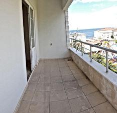 شقة منظر بحر للبيع يلوا جنارجك خلف مدينة العاب