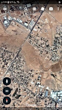 قطعة ارض ١٠ دونم  في منطقة الضليل تابعة لاراضي  الخالدية