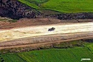 دونم ارض في الرمثا الحي الشرقي للبيع بسبب السفر