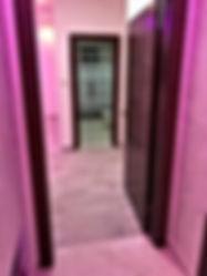 شقة للبيع في عرجان شارع كلية التربية حديثة تشطبات فاخرة
