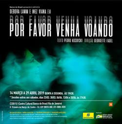 POR FAVOR VENHA VOANDO (2019)