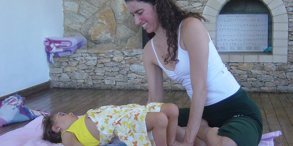 Yoga for the Special Child Part 1 Training