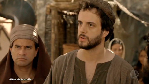 NOVELA JESUS (RECORD TV)