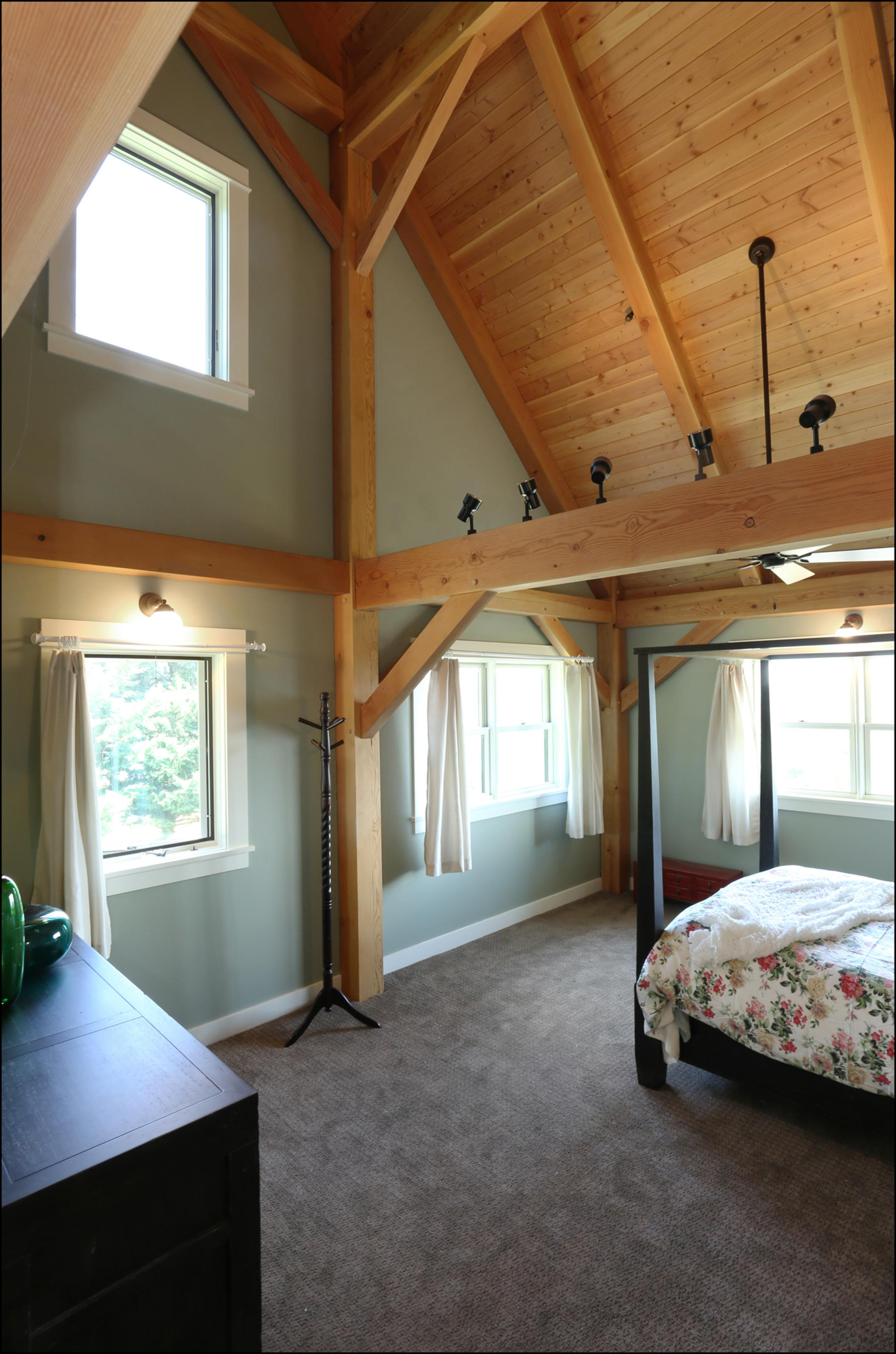 North Plains - Master Bedroom
