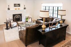 Canyon Drive - Living Room