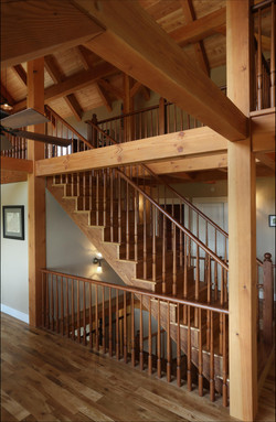 North Plains - Stair