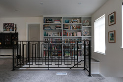 Canyon Drive - Stair rail