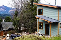 Gorge House - Exterior