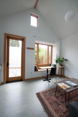 NE 7th ADU - Living Room