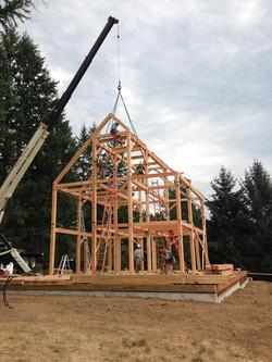 North Plains - Timber Frame