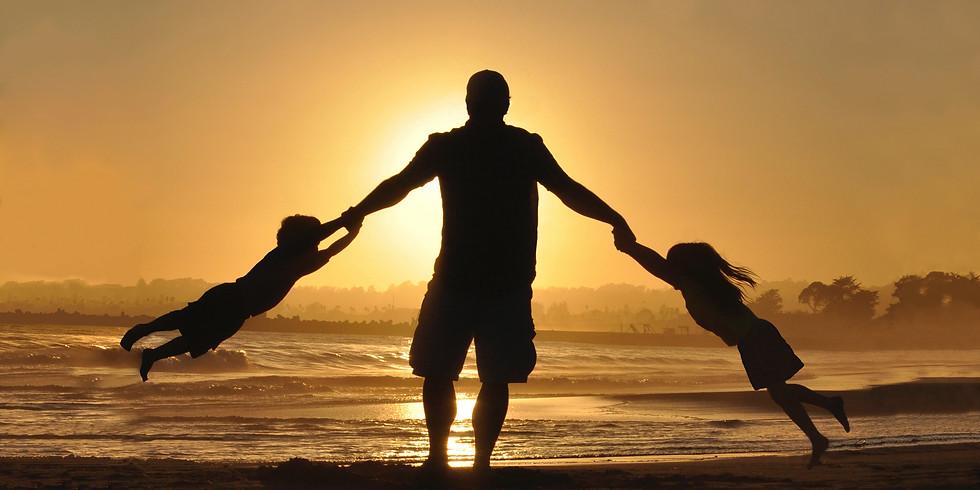 Kids Restorative Yoga : Daddy & Me