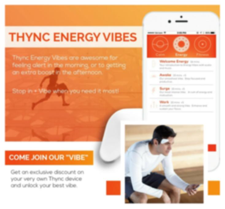 Thync Energy Vibe