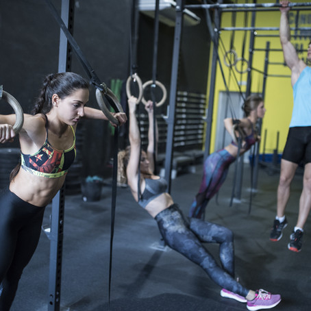 Using the 6up Method With crossfit