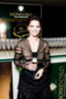 Елизавета Боярская впервые вышла в свет в роли амбассадора Mondoro на закрытом показе «Анны Карениной»