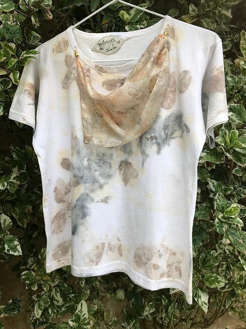 """Camiseta feminina """"Brisa"""""""