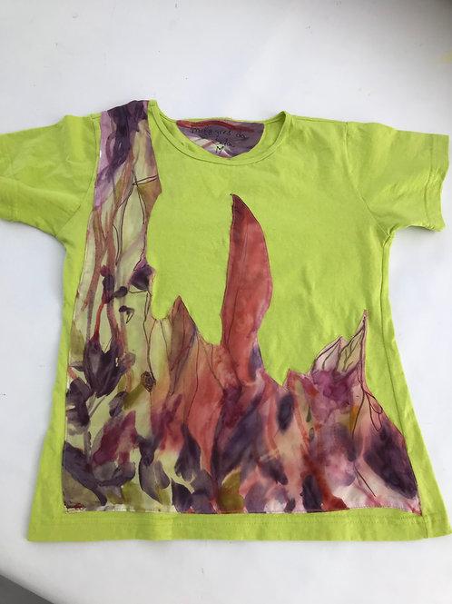 "Camiseta feminina ""Klimt 1"""