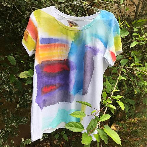 """Camiseta feminina """"Jamaica"""""""