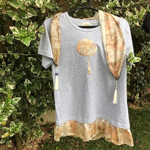 "Camiseta feminina ""Tibet"""