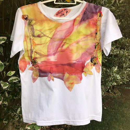 "Camiseta feminina ""Klimt 2"""