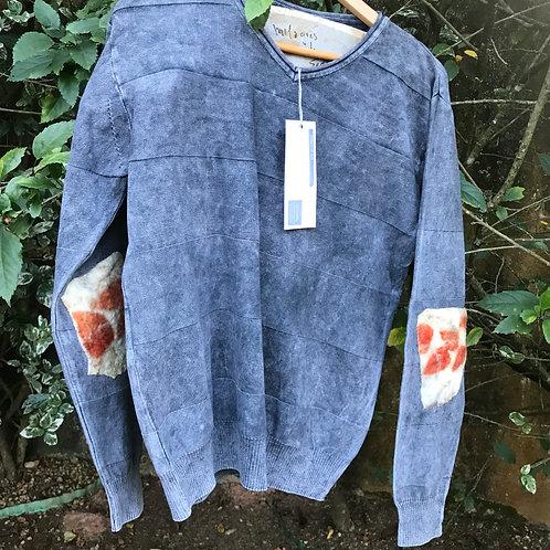 Suéter marmorizado 3