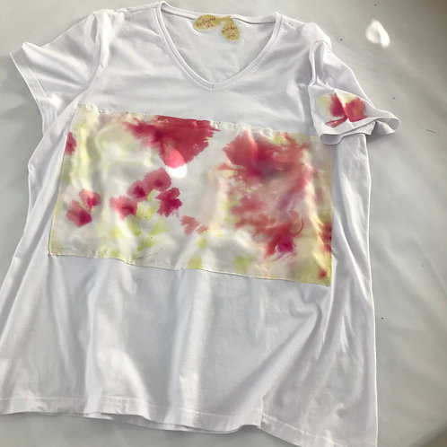 "Camiseta feminina ""Beau matin"""