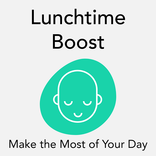 Lunchtime Boost