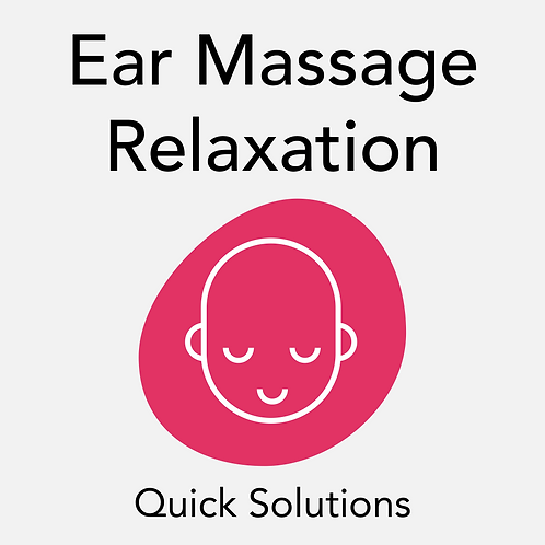 Ear Massage Relaxation