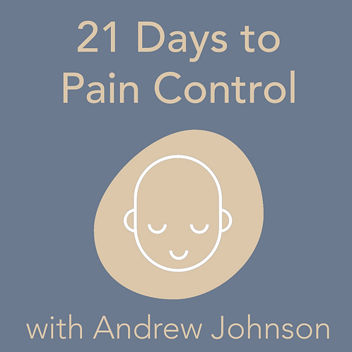 21 Days to Pain Control