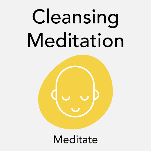 Cleansing Meditation