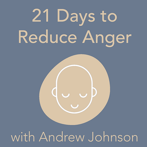 21 Days to Reduce Anger
