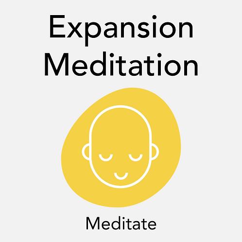 Expansion Meditation