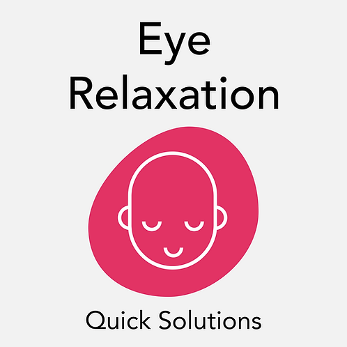 Eye Relaxation
