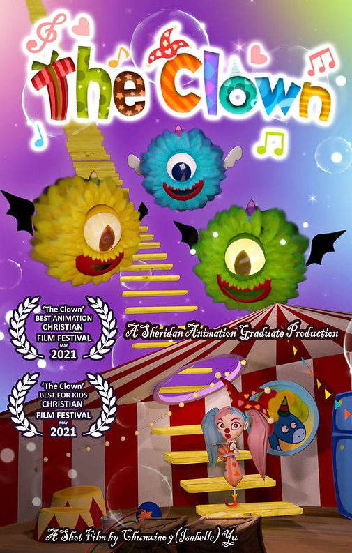 The Clown poster_with Awards.jpg