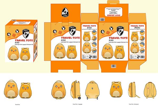 Luggage, Backpack, & Pacage Designs.png