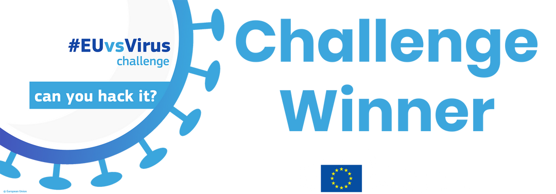 EUvsVirus Hackathon Challenge Winner