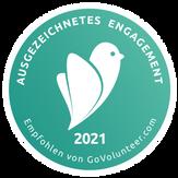 Ausgezeichnetes Engagement 2021