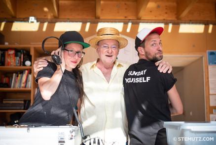 Dj Miquet inaugure l'édition 2019