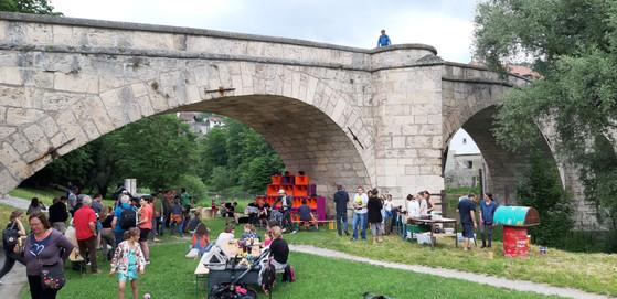 Scène Pont St-Jean