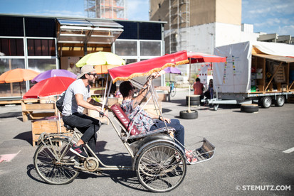 Bolide Rickshaw