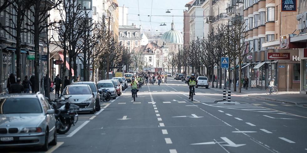 CHARRETTES ! – Parade à vélos