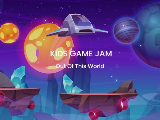 Cardiff Science Festival 2021 - Kids Game Jam