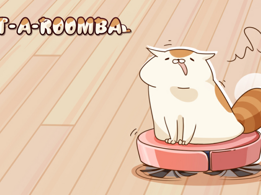 Nordic Game Jam 2021: Cat-A-Roomba